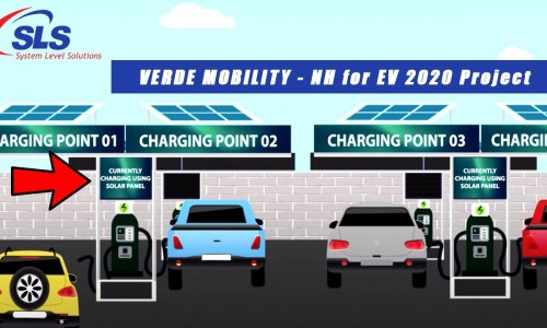 VERDE MOBILITY – NH for EV 2020 Project